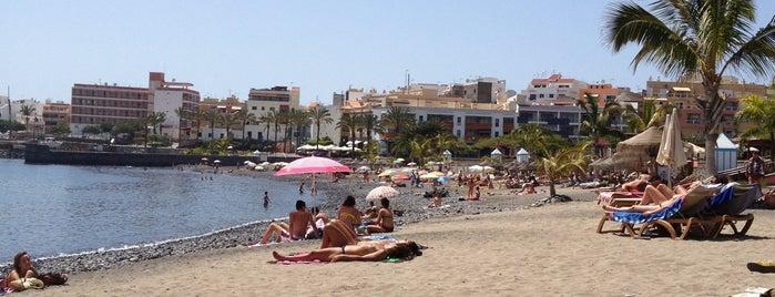 Playa de San Juan is one of Islas Canarias: Tenerife.