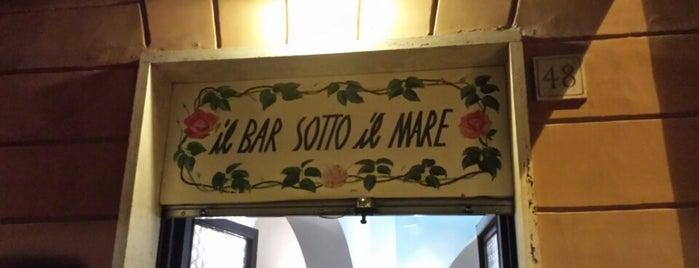 Il Bar sotto il Mare is one of Rome.