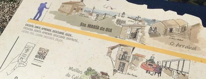 Monasterio De Oia is one of Mark 님이 좋아한 장소.