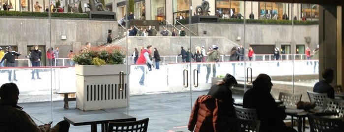 The Concourse at Rockefeller Center is one of Regular Spots.