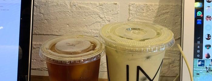 Um Coffee Co. is one of Eder'in Kaydettiği Mekanlar.
