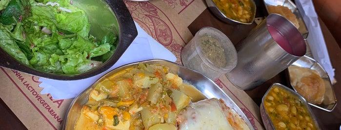 Gopala is one of Vegetardápio.