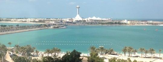 Radisson Blu Hotel & Resort is one of Abu Dhabi, United Arab Emirates.