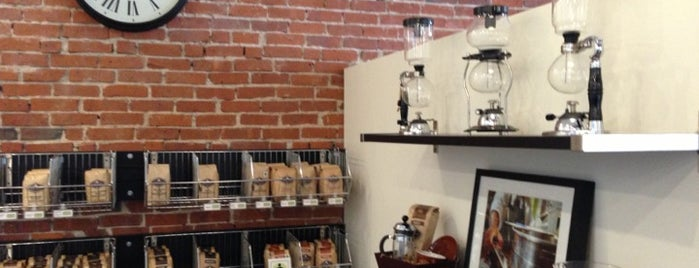 J. René Coffee Roasters is one of Coffee, Tea, and Smoothies.