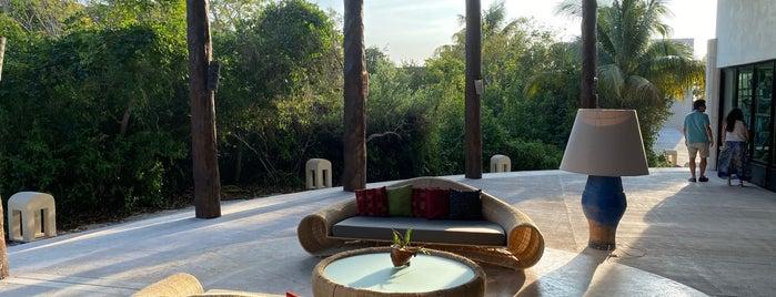 Xixim Unique Mayan Hotel is one of Posti che sono piaciuti a Rafael.