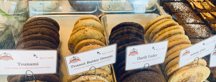 Mary's Mountain Cookies - Old Town is one of Lieux sauvegardés par Allison.