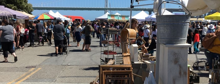 Jack of All Trades Market is one of East Bay Attractions.