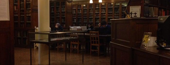 Bishopsgate Library is one of London Freelancers Dream.