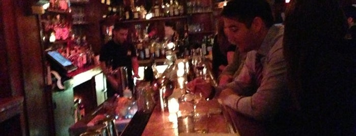 The Rum House is one of Manhattan Drinks.