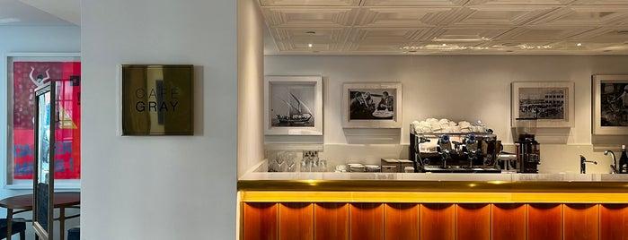 Café Gray is one of Bahrain 🇧🇭.