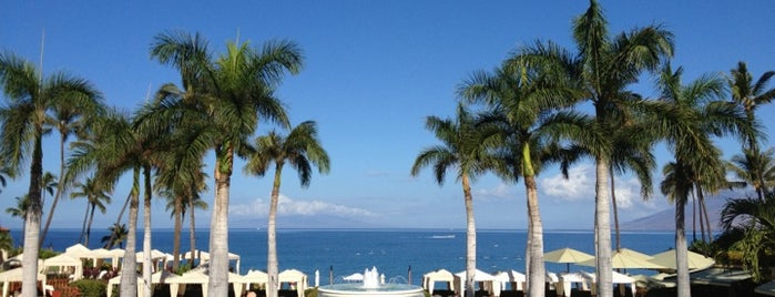 Four Seasons Resort is one of Best Maui Resorts/Hotels.