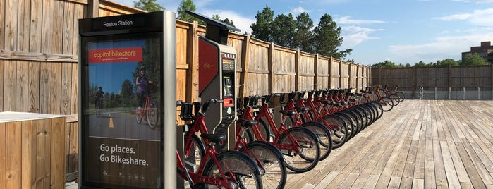 Capital Bikeshare By The Way.