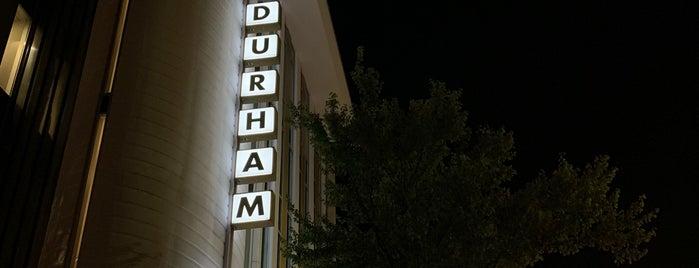 The Durham is one of Posti che sono piaciuti a Roger.
