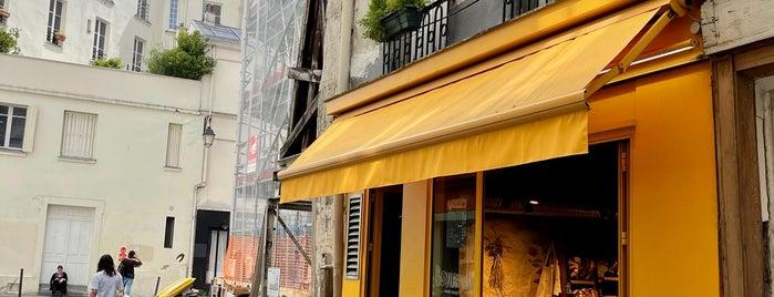 Boulangerie-Pâtisserie Terroirs d'Avenir is one of Paris Trip To Do's.