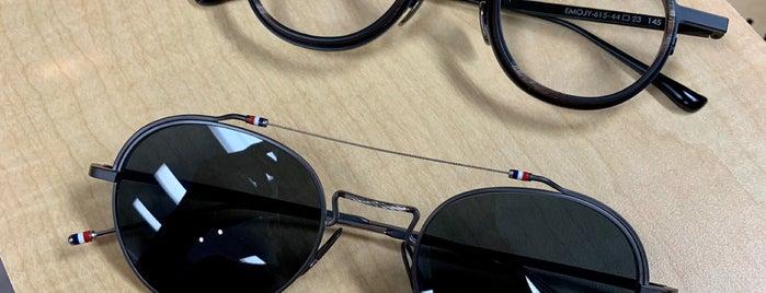 Occhiali Fine Eyewear is one of Stores.