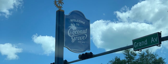 Coconut Grove is one of Guide for Miami.