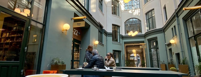 Coffee Collective is one of Copenhagen.