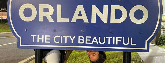 City of Orlando is one of Fav Cities!.