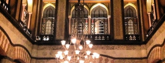 Pera Palace Hotel Jumeirah is one of Jumeirah Hotels & Resorts Worldwide.