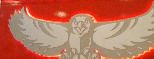 Atlanta Hawks Bar & Grill is one of John 님이 좋아한 장소.
