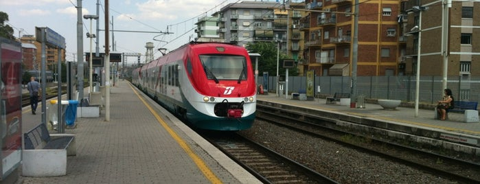 Stazione Roma Trastevere is one of Rome / Roma.