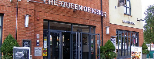 The Queen of the Iceni (Wetherspoon) is one of Fulham Away Match Pubs.