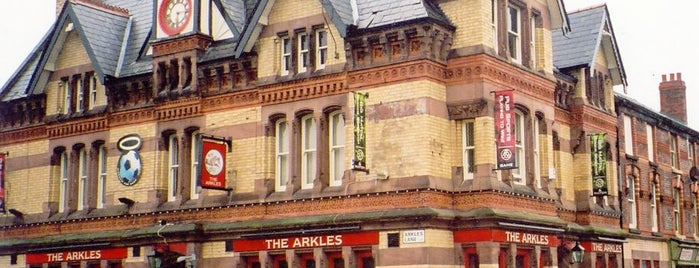 The Arkles Pub is one of Fulham Away Match Pubs.