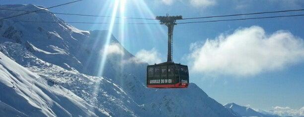 Téléphérique de l'Aiguille du Midi is one of Bahaさんのお気に入りスポット.