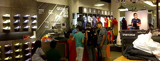 Nike Store is one of Дубаи.