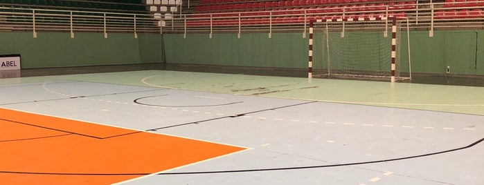 Arena Multiuso is one of Lugares favoritos de Fabiana.