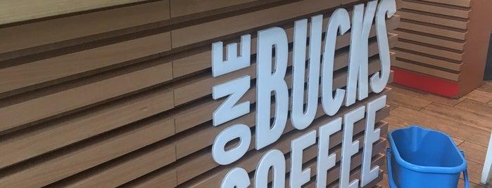 One Bucks Coffee is one of Кофейни из Кофейной карты Москвы.