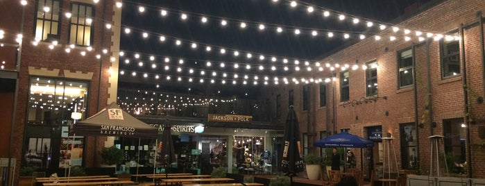 San Francisco Brewing Co. Beer Garden is one of Breweries in San Francisco.