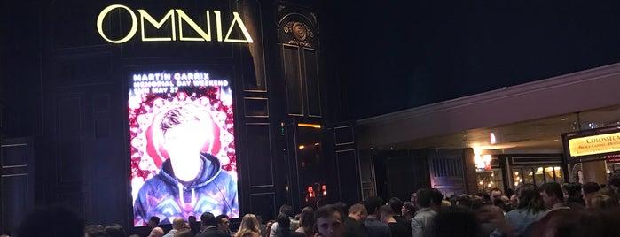 Omnia Las Vegas is one of Tempat yang Disukai Mon.