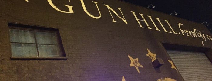 Gun Hill Brewing Co. is one of Bars (1).