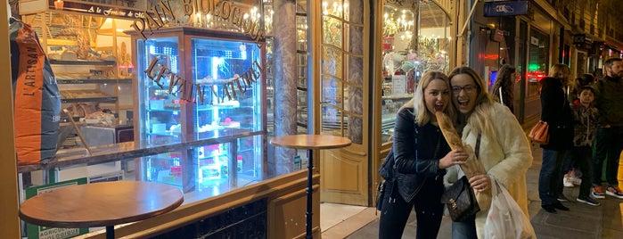 Le Pain Boulanger is one of paris.
