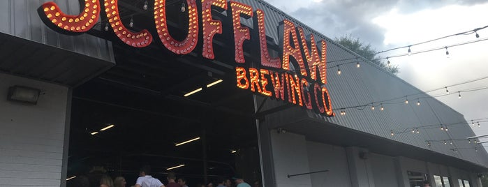 Scofflaw Brewing Co. is one of Atlanta Westside Brewery District.