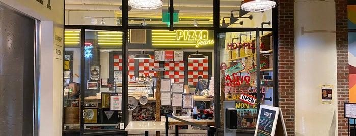 Pizza Jean's is one of Atlanta.