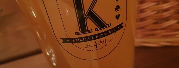 Knäppingen Spiseri & Bryggeri is one of Sweden. Places.