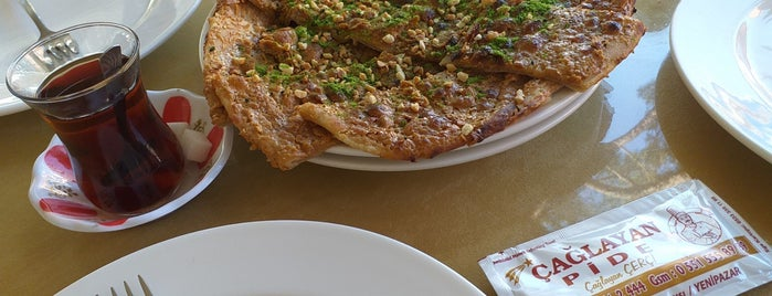 Çağlayan Pide is one of Hakan 님이 저장한 장소.
