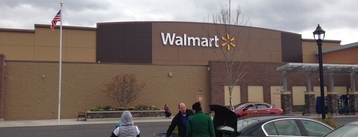 Walmart Supercenter is one of Charlotte North Carolina —  Places To Visit.