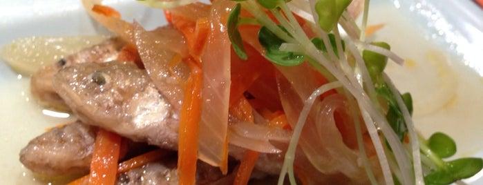 Kitsho Sushi is one of Best Eateries in SF/Bay Area.