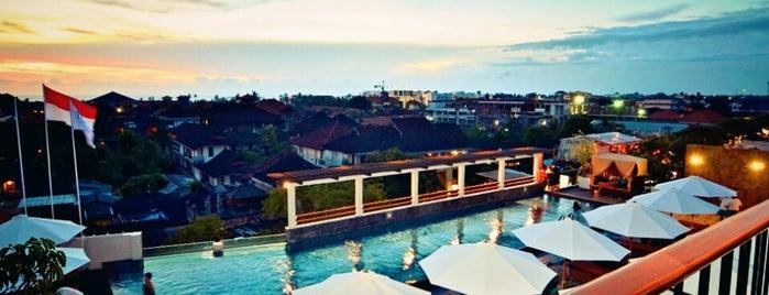The 1O1 Legian is one of Bali nice spots.