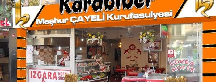Karabiber is one of Hasan: сохраненные места.