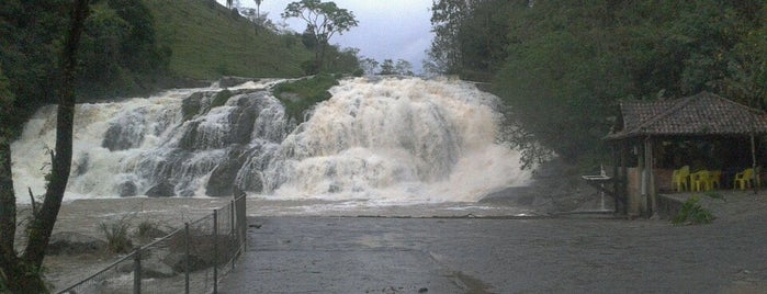 Salto do Rio Capivara is one of Tempat yang Disukai M.a..