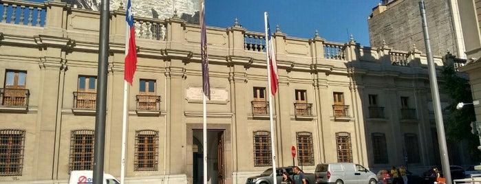 Museo Chileno de Arte Precolombino is one of Chile 2016.