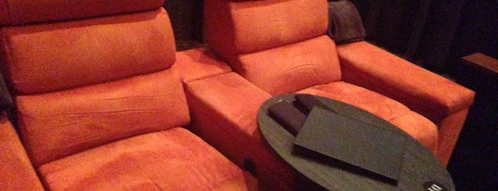 iPic Theaters is one of To Try.