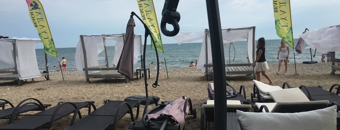 Частный пляж Адикаевых is one of Locais curtidos por Natalie.