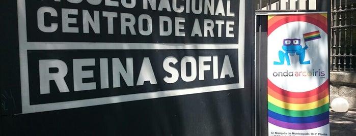 Museo Nacional Centro de Arte Reina Sofía (MNCARS) is one of Travel.