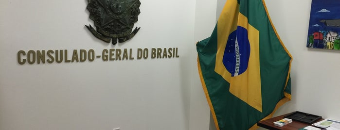 Consulado Geral do Brasil is one of NYC.