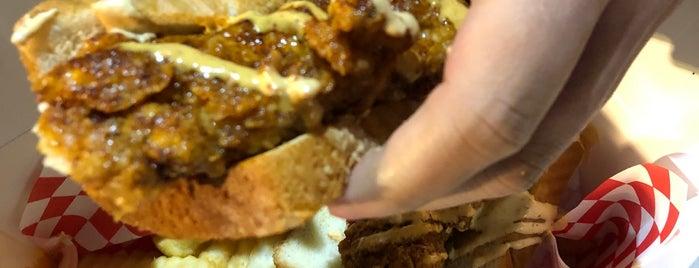 Hawaiian Hot Chicken is one of LA3.